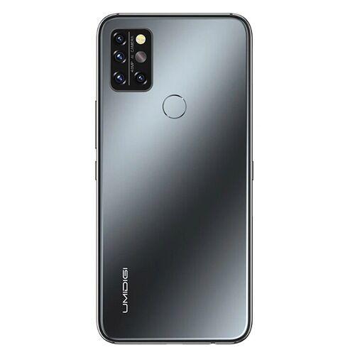 EU ECO Raktár - UMIDIGI A9 Pro 4G Okostelefon 6.3 Inch FHD+ Infrared Hőmérővel Helio P60 Android 10 4150mAh 48MP AI Matrix Quad Camera - Fekete 6GB RAM + 128GB ROM