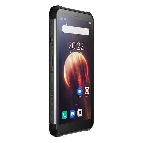 EU ECO Raktár - Blackview BV6600 IP68 Vízálló 8580mAh 4G Rugged Smartphone Octa Core 4GB RAM + 64GB ROM 5.7 inch FHD Mobile Phone 16MP Camera NFC Android 10 - Fekete