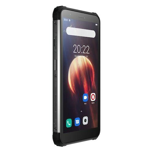 EU ECO Raktár - BlackView BV6600 IP68 Vízálló 8580mAh 4G Okostelefon Octa Core 4GB + 64GB 5.7 inch FHD Mobile Phone 16MP Camera NFC Android 10 - Fekete