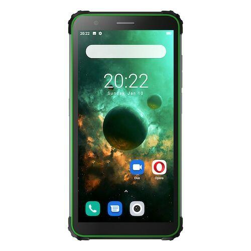 EU ECO Raktár - BlackView BV6600 IP68 Vízálló 8580mAh 4G  Okostelefon Octa Core 4GB + 64GB 5.7 inch FHD Mobile Phone 16MP Camera NFC Android 10 - Zöld