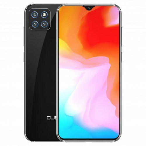 EU ECO Raktár - CUBOT X20 Pro 4G okostelefon 6.3 inch Android 9.0 Helio P60 Octa Core 6GB RAM 128GB ROM - Fekete