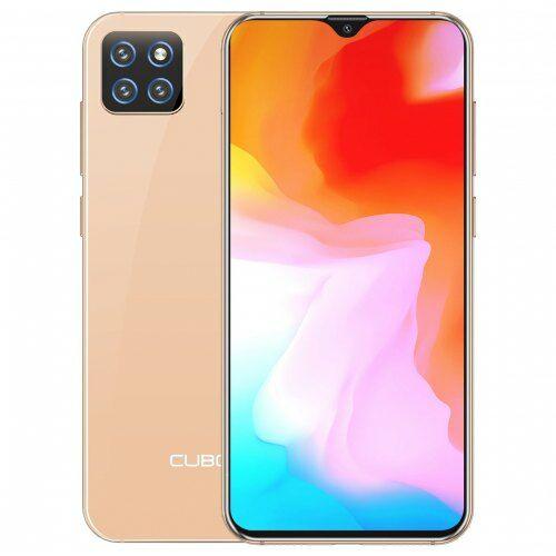 EU ECO Raktár - CUBOT X20 Pro 4G okostelefon 6.3 inch Android 9.0 Helio P60 Octa Core 6GB RAM 128GB ROM - Rose Gold