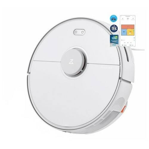 EU ECO Raktár - Roborock S5 Max Xiaomi MI Robot Vákumos Automata Porszívó - Fehér
