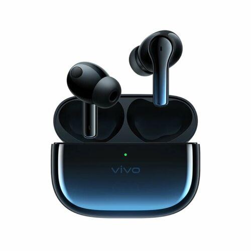 EU ECO Raktár - VIVO TWS 2E bluetooth 5.2 DarkX 2.0 Vezetéknélküli TWS Bluetooth Sport Fülhallgató Töltő Tokkal - Fekete