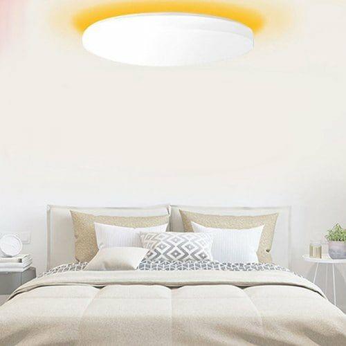 EU ECO Raktár - Yeelight 650 LED Okos Mennyezeti Lámpa - Fehér