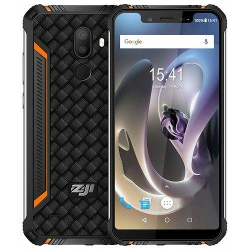 EU ECO Raktár - ZOJI Z33 4G okostelefon - Narancs