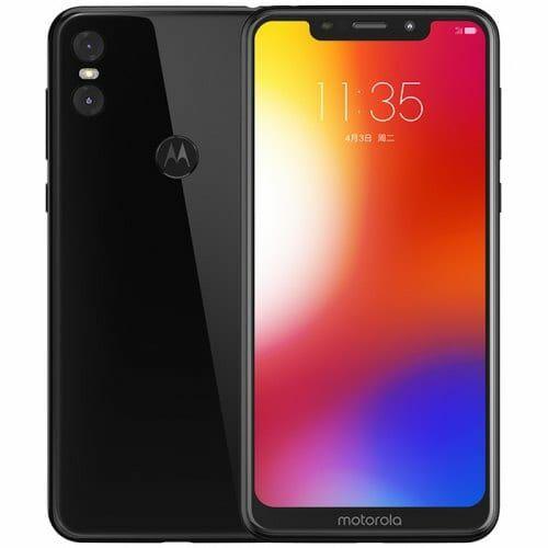 EU ECO Raktár - Motorola P30 Play 4G okostelefon - Fekete