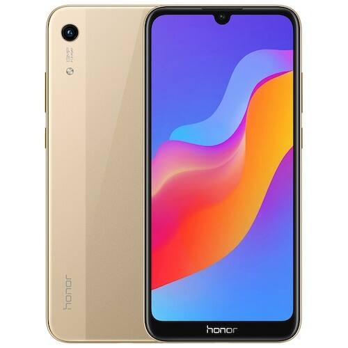 EU ECO Raktár - HUAWEI Honor Play 8A 3GB RAM 32GB ROM 13.0MP Rear Camera Face Unlock 4G okostelefon - Arany