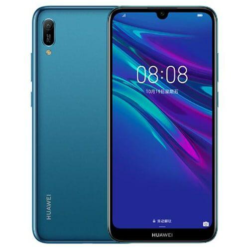 EU ECO Raktár - HUAWEI Play 9e 4G+ okostelefon 3GB RAM 64GB ROM 13.0MP Rear Camera Face ID - Kék