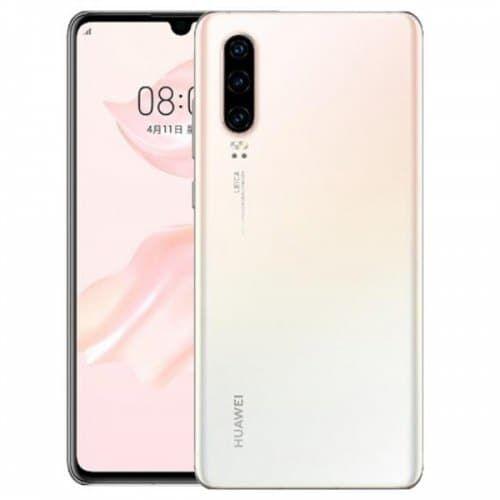 EU ECO Raktár - Huawei P30 4G okostelefon - 8GB 128GB - Fehér