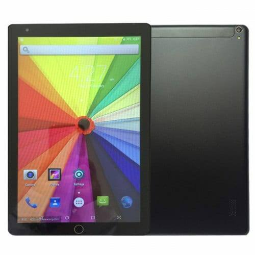 EU ECO Raktár - 10.1 inch 2GB RAM 32GB ROM Android 7.1 Táblagép - Fekete