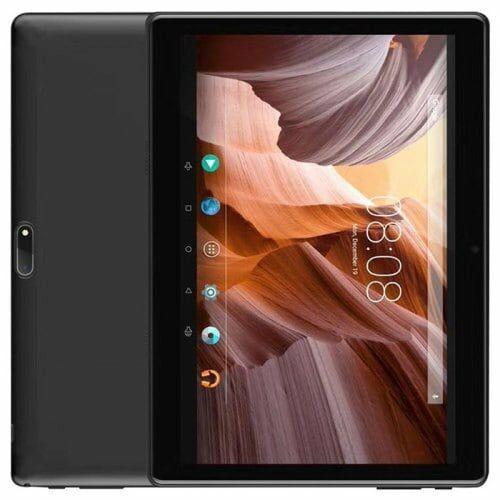 EU ECO Raktár - 10.1 inch 2.5D 4G Táblagép 4GB RAM 64GB ROM Android 8.1 - Fekete