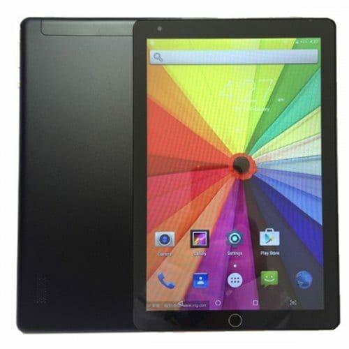 EU ECO Raktár - 10.1 inch 3G Tablet PC 4GB RAM 64GB ROM Android 7.0 - Fekete