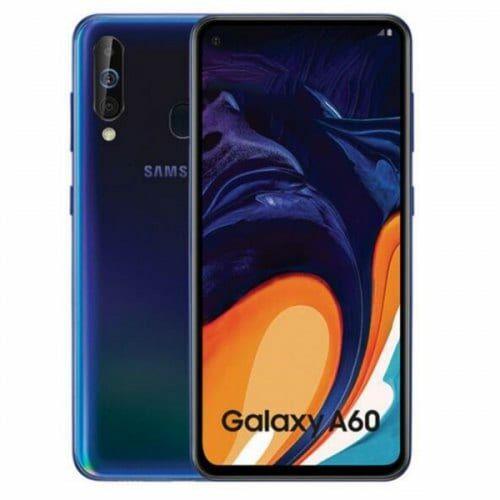 EU ECO Raktár - Samsung Galaxy A60 4G okostelefon - Fekete