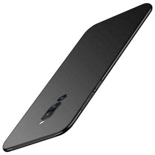 Ultravékony Szilikon Tok Vivo X27 Pro Készülékre - Fekete