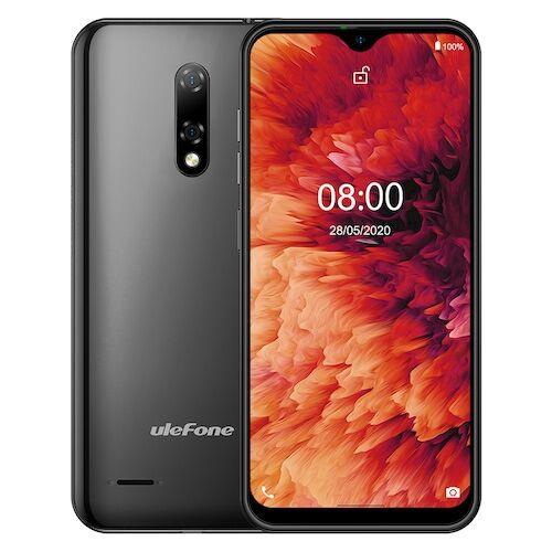 EU ECO Raktár - Ulefone Note 8P 4G okostelefon - 2GB 16GB - Fekete