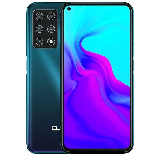 Cubot X30 4G Okostelefon 48MP Five Camera 32MP Selfie NFC 6.4 inch FHD + Display Android 10 Helio P60 Globális verzió - Zöld 8GB RAM + 256GB ROM