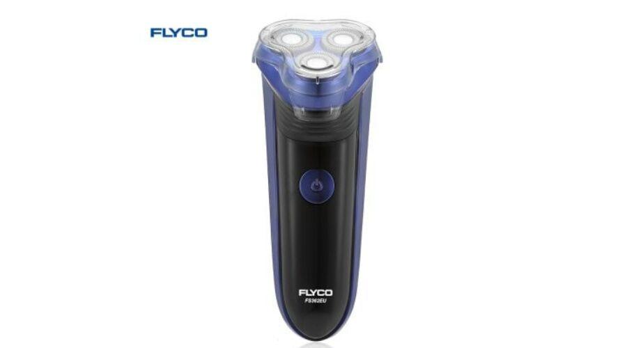 FLYCO FS362EU Elektromos borotva kényelmes vágópengével férfiaknak - Fekete dea9ae9f50