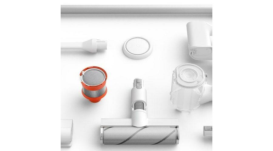 EU ECO Raktár Xiaomi MiJia Kézi Vákumos Vezetéknélküli Porszívó Fehér